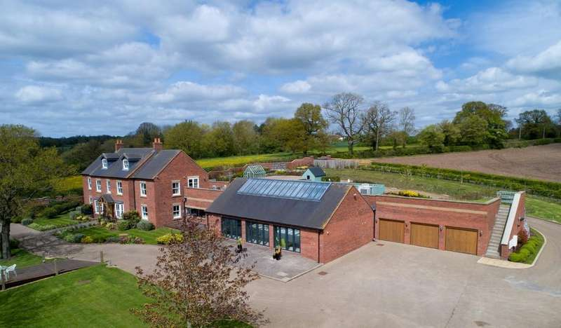 6 Bedrooms Detached House for sale in Abbots Bromley,Rugeley
