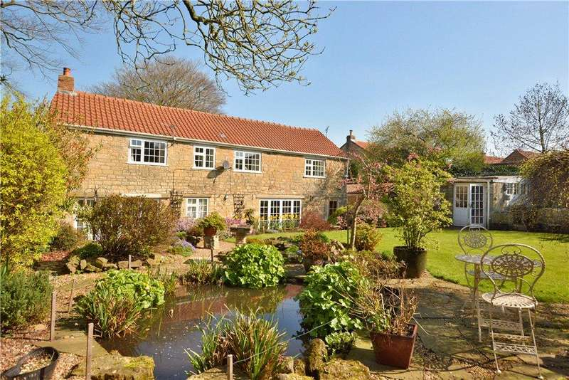 4 Bedrooms Detached House for sale in Manor Close, High Street, Bramham, Wetherby, West Yorkshire