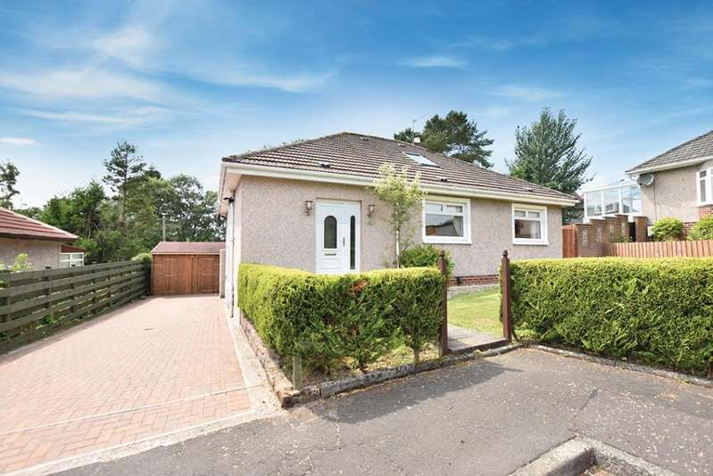 3 Bedrooms Detached Bungalow for sale in 6 Kincraig Court, Maybole, KA19 8AQ