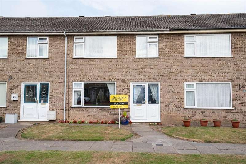 3 Bedrooms Terraced House for sale in Standish Grove, Boston, Lincolnshire