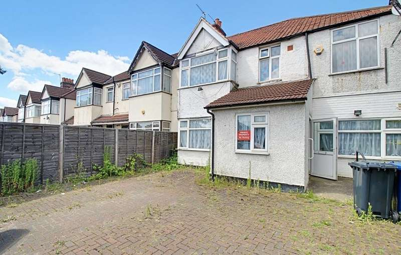 5 Bedrooms Semi Detached House for sale in Church Road, Northolt, UB5