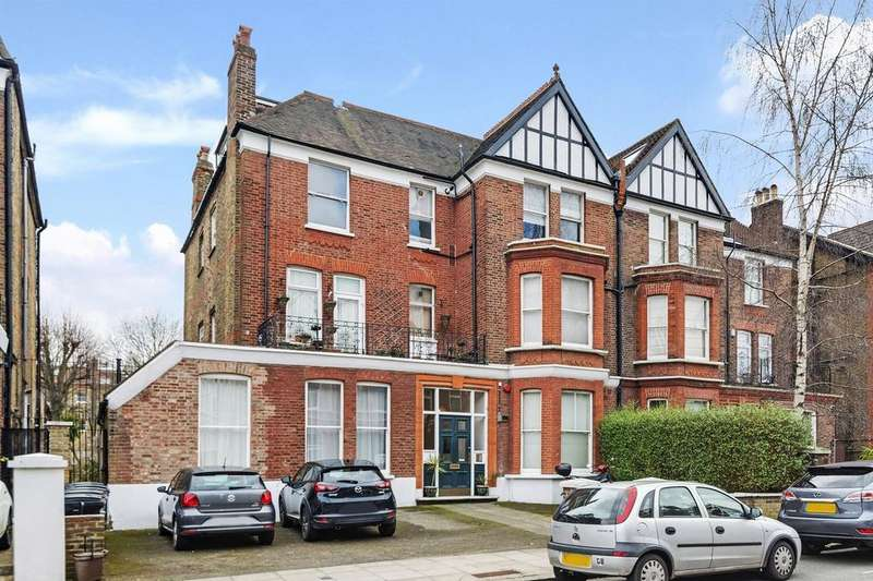 1 Bedroom Apartment Flat for sale in CANFIELD GARDENS, SOUTH HAMPSTEAD, NW6 3DY