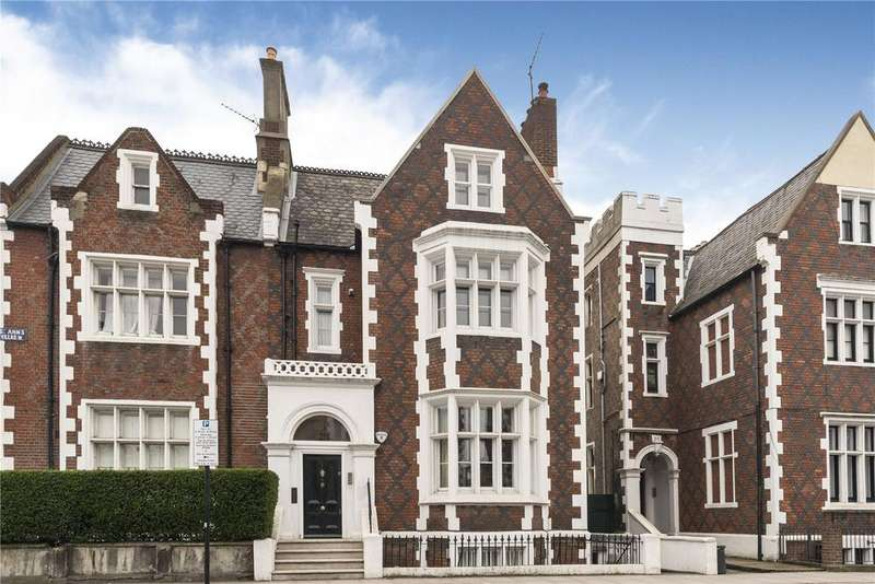 6 Bedrooms Terraced House for sale in St. Anns Villas, Notting Hill, London, W11