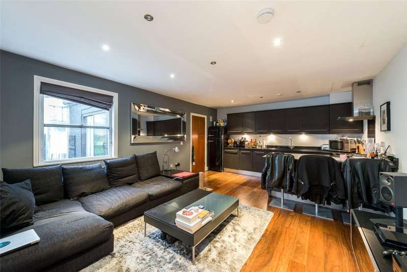 2 Bedrooms Mews House for sale in Camden Mews, Camden, London, NW1