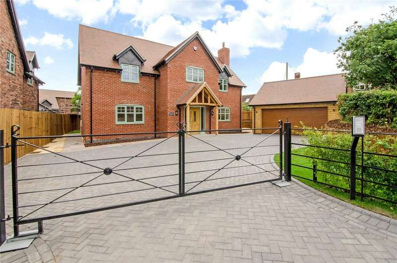 5 Bedrooms Detached House for sale in Bishampton, Pershore, Worcestershire