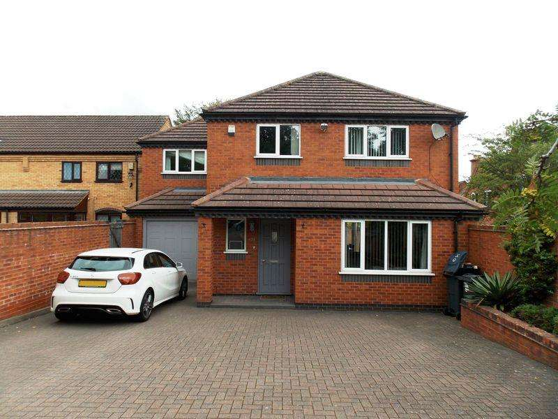 4 Bedrooms Detached House for sale in Longbridge Lane, Birmingham