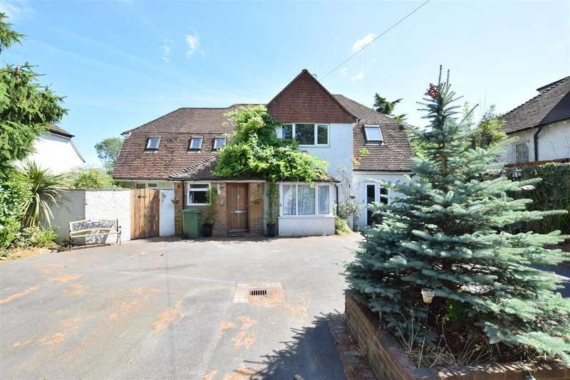 5 Bedrooms Detached House for sale in Westfield Lane, St. Leonards-On-Sea
