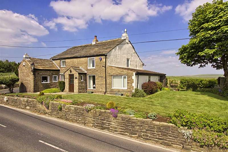 4 Bedrooms House for sale in Old Temple House, Roman Road, Hoddlesden, Darwen