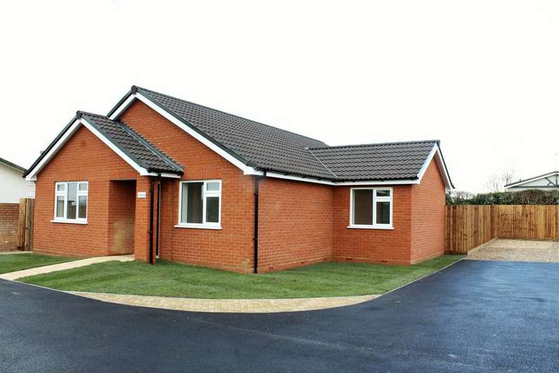 3 Bedrooms Detached Bungalow for sale in Lodge Road, Cranfield, MK43