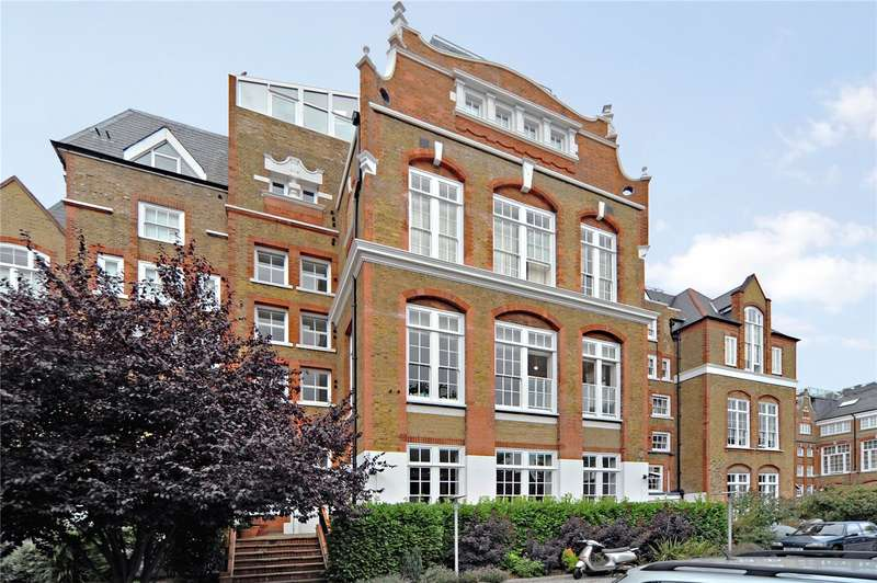 2 Bedrooms Apartment Flat for sale in Victorian Heights, Thackaray Road, Battersea, SW8