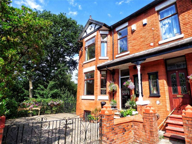 3 Bedrooms Semi Detached House for sale in Nettleton Grove, Blackley, Manchester, M9