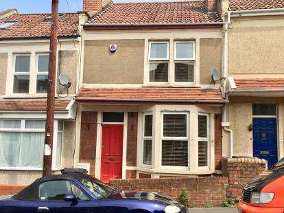 3 Bedrooms Terraced House for sale in Sandbach Road, Brislington, Bristol
