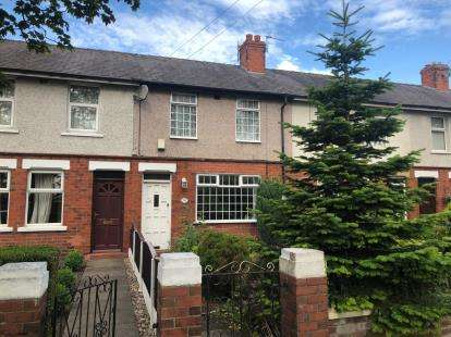 2 Bedrooms Terraced House for sale in Warrington Road, Leigh, Greater Manchester