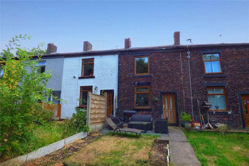 1 Bedroom Terraced House for sale in Woodview, Heywood, Greater Manchester, OL10