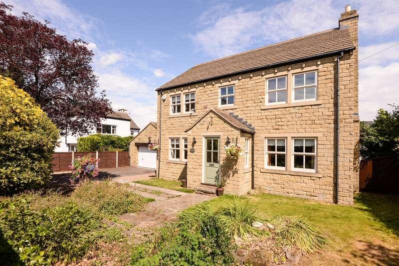 5 Bedrooms Detached House for sale in London Lane, Rawdon, Leeds, LS19 6BR