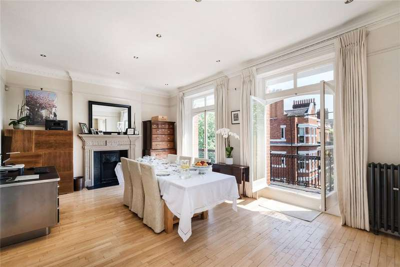 4 Bedrooms Flat for sale in Kensington Mansions, Trebovir Road, London, SW5