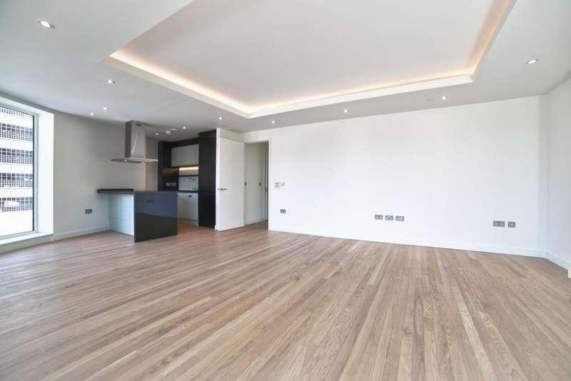 2 Bedrooms Apartment Flat for sale in Park Vista Tower, 5 Cobblestone Square, London, E1W