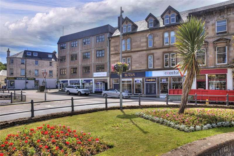 1 Bedroom Flat for sale in Flat 3, 17C Argyll Square, Oban, Argyll and Bute, PA34