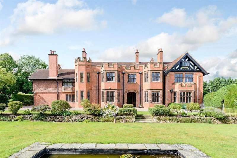 6 Bedrooms Link Detached House for sale in Kenilworth Road, Blackdown, Leamington Spa, Warwickshire