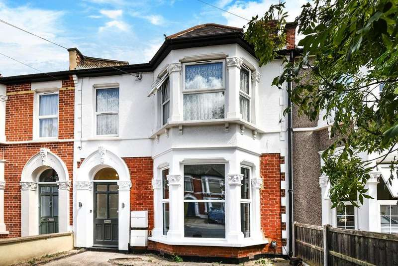 2 Bedrooms Flat for sale in Ardgowan Road, Catford