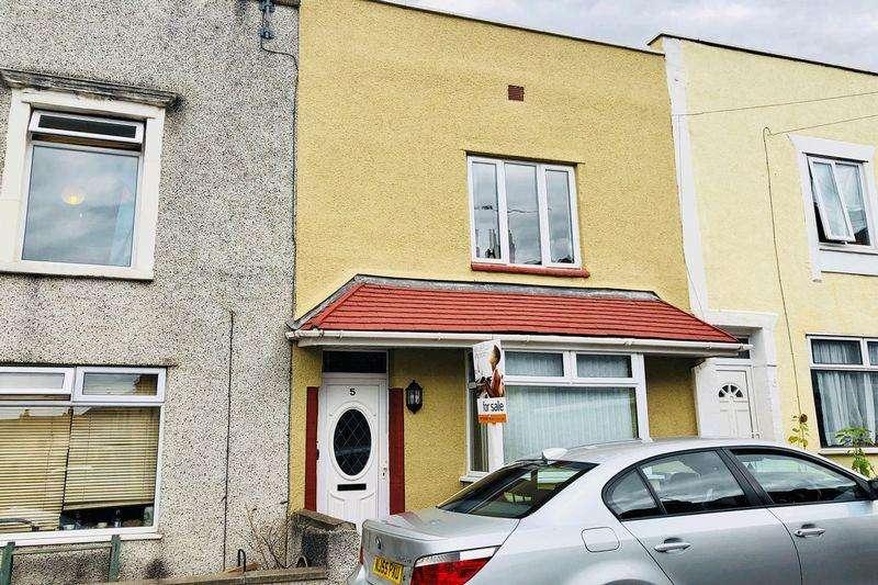2 Bedrooms House for sale in Salisbury Street, Bristol, BS5 8EE