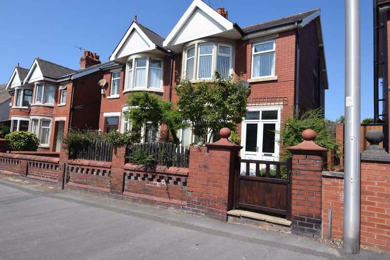 3 Bedrooms Semi Detached House for sale in Waterloo Road, Blackpool