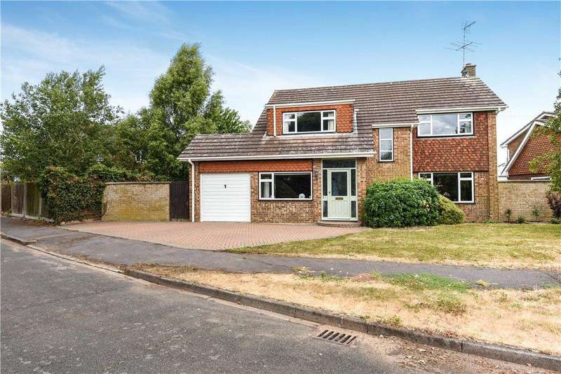 4 Bedrooms Detached House for sale in Beacon View, Stanbridge, Leighton Buzzard, Bedfordshire