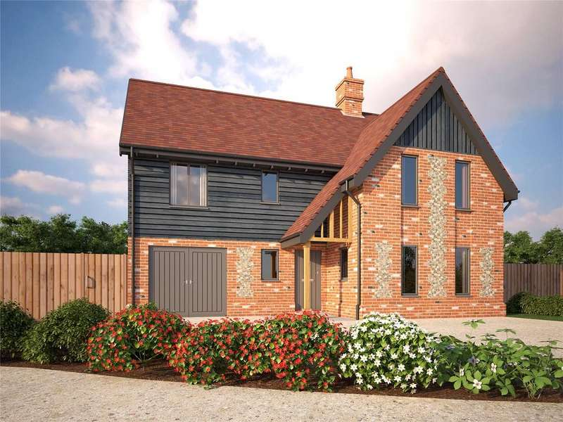 5 Bedrooms Detached House for sale in Manor Farm, Church Road, Wretham, Norfolk, IP24
