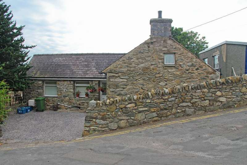 4 Bedrooms Cottage House for sale in Talysarn, Caernarfon, North Wales