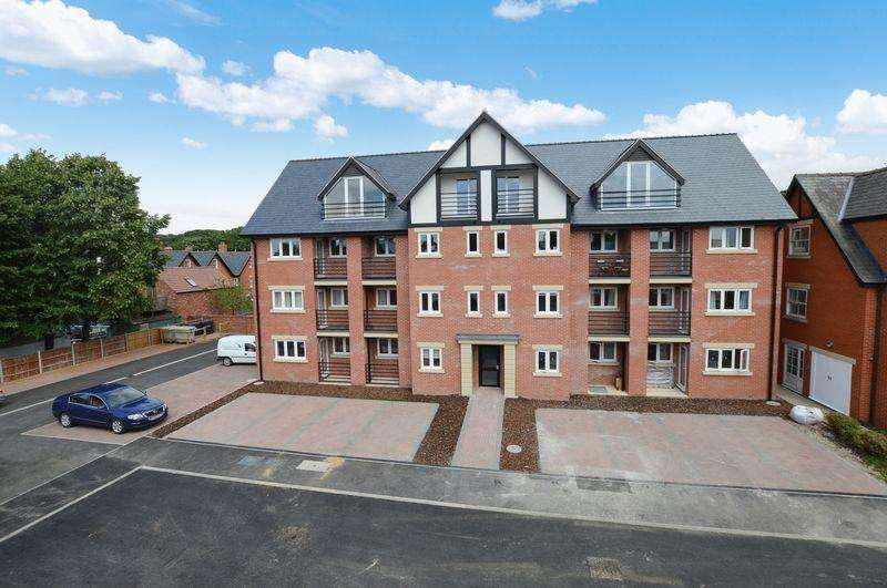 2 Bedrooms Apartment Flat for sale in 39 Bennetts Mill Close, Woodhall Spa