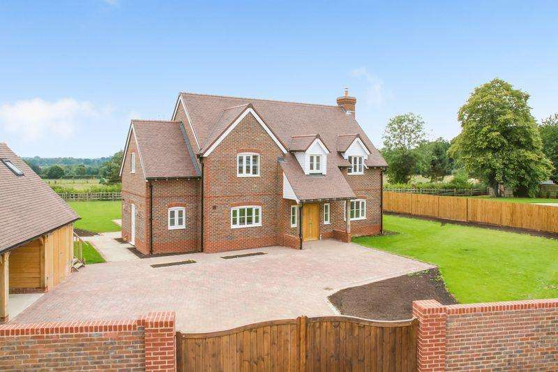 5 Bedrooms Detached House for sale in Buckham Hill, Isfield, East Sussex