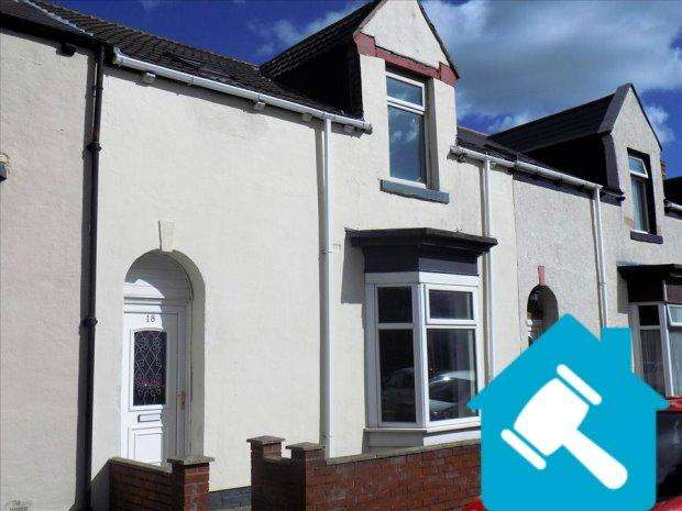 3 Bedrooms Terraced House for sale in WESTBOURNE ROAD, CITY CENTRE, SUNDERLAND SOUTH