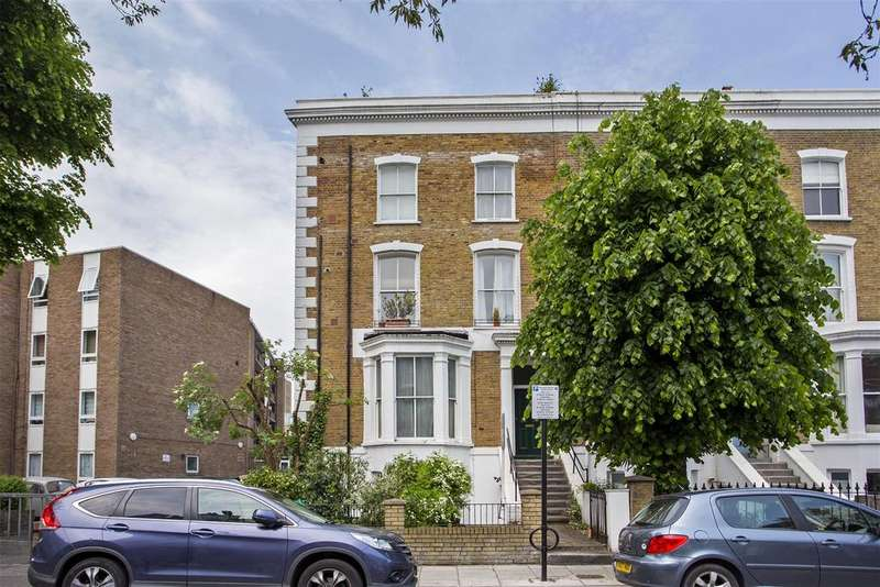 2 Bedrooms Flat for sale in Burma Road, London