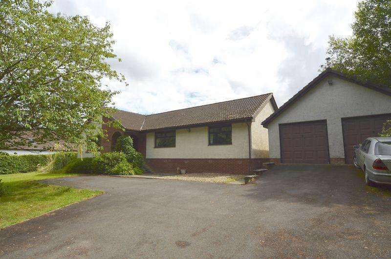 4 Bedrooms Detached Bungalow for sale in Off Sorn Road, Galston