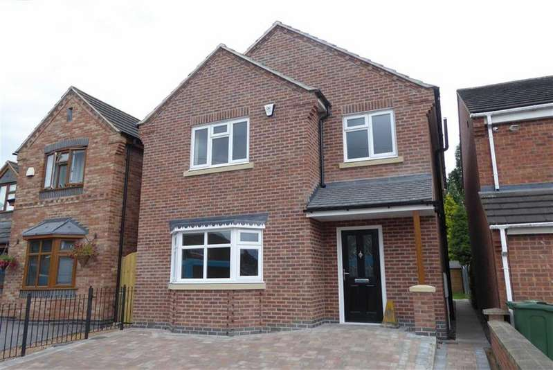 4 Bedrooms Detached House for sale in Highway Road, Thurmaston