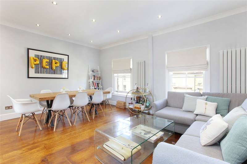 2 Bedrooms Flat for sale in Cologne Road, Battersea, London, SW11