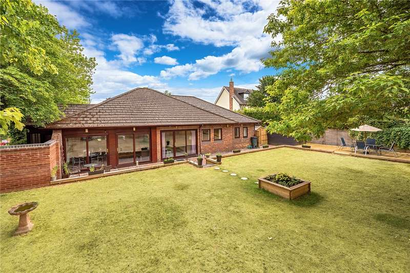 4 Bedrooms Detached House for sale in The Willows, Church Close, Madeley, Telford, TF7