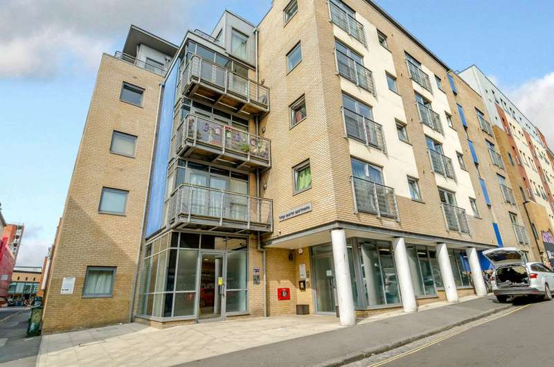 1 Bedroom Flat for sale in Kings Quarter Apartments, Bristol, Somerset BS2 8HP