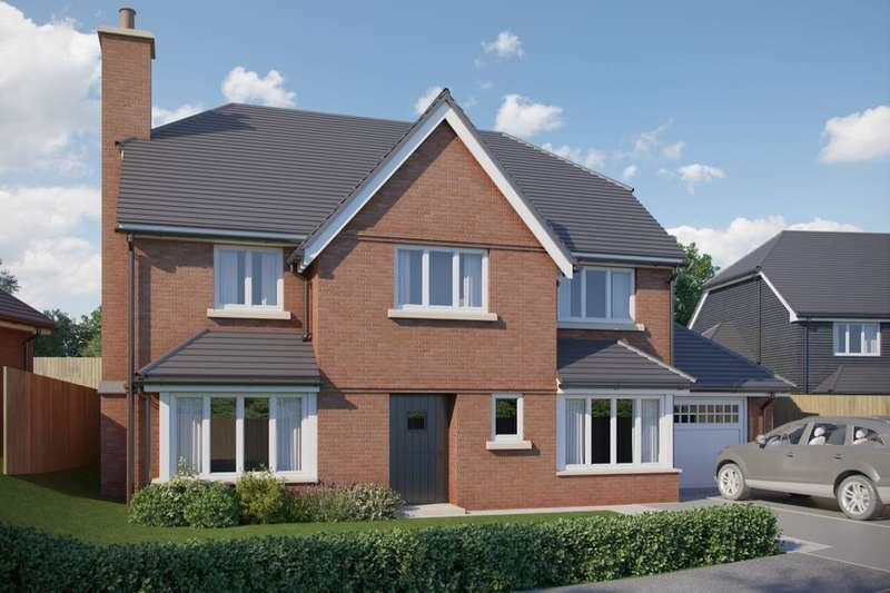 5 Bedrooms Detached House for sale in St. Johns Road, Hedge End, Southampton, SO30