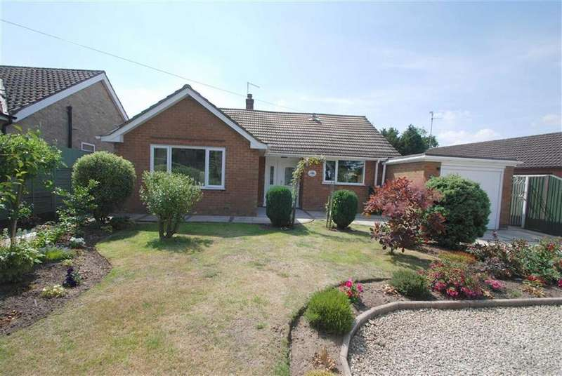 2 Bedrooms Detached Bungalow for sale in Main Road, West Keal, Spilsby