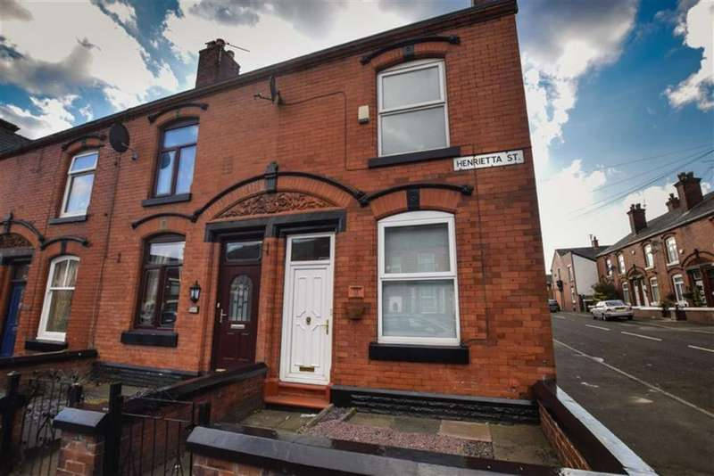 3 Bedrooms End Of Terrace House for sale in Henrietta Street, Ashton-under-lyne