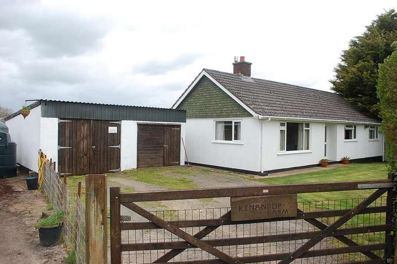 3 Bedrooms Detached Bungalow for sale in Winkleigh DEVON