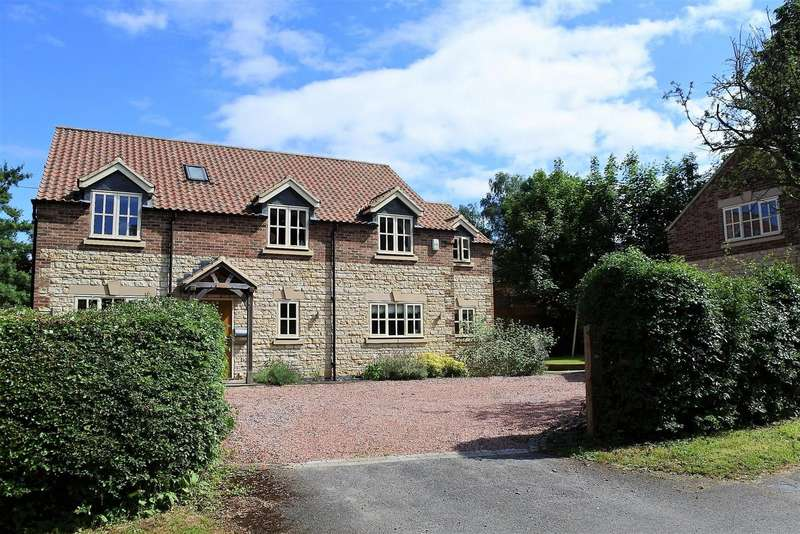 4 Bedrooms Property for sale in Rectory Lane, Barrowby, Grantham