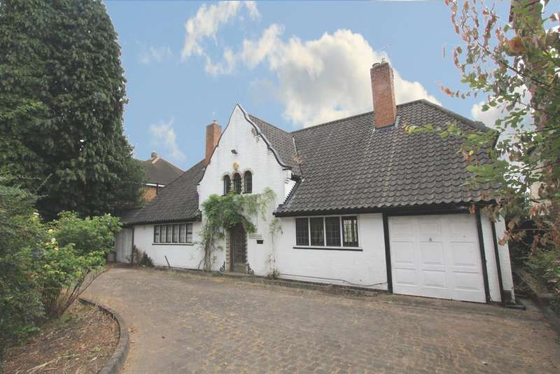 4 Bedrooms Detached House for sale in Beech Hill Road, Sutton Coldfield, B72 1BY