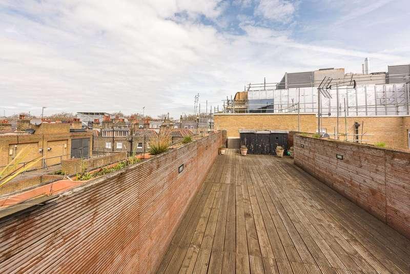 3 Bedrooms Flat for sale in Carteret Street, St James's Park, SW1H