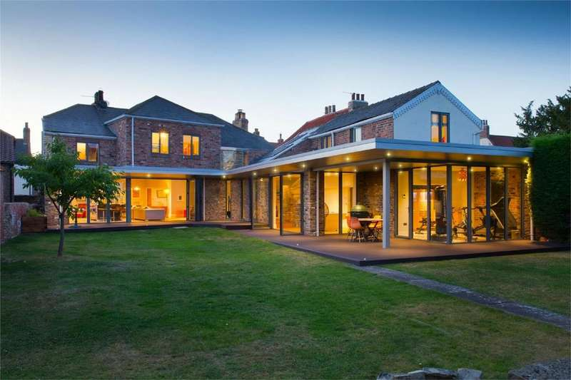 6 Bedrooms Detached House for sale in Westgate, North Cave, Brough