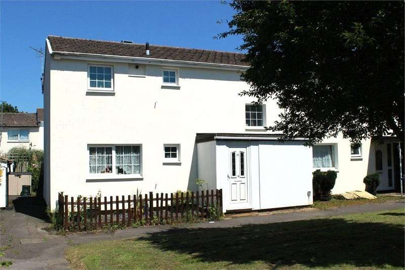 3 Bedrooms End Of Terrace House for sale in Abbotsbury, Bracknell, RG12