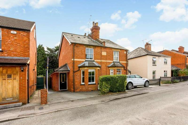 3 Bedrooms Semi Detached House for sale in Cromwell Road, Ascot