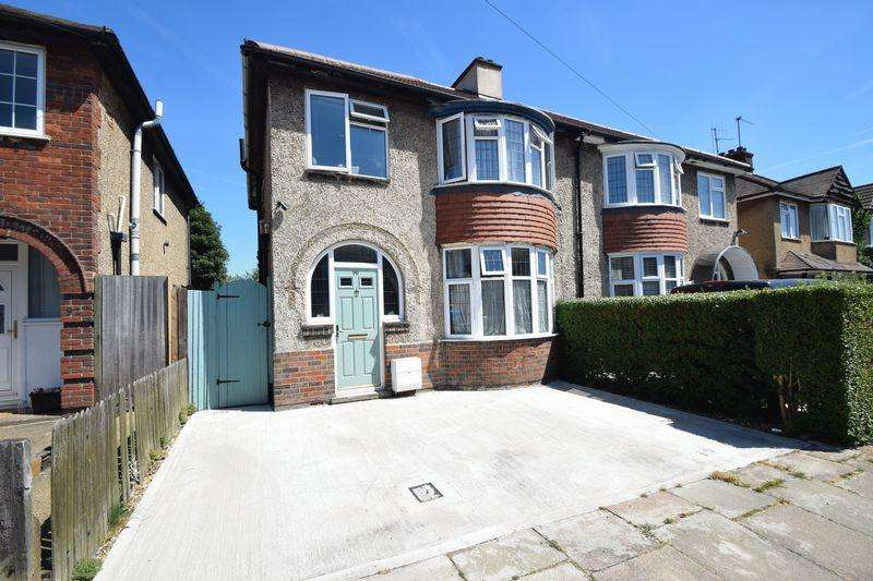 3 Bedrooms Semi Detached House for sale in Richmond Hill, Luton