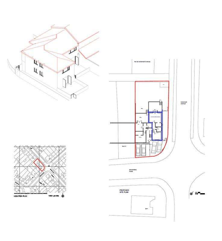 Residential Development Commercial for sale in Bloomfield Avenue, Luton